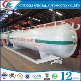 Bewegliches Becken der 5ton LPG Tankstelle-10ton LPG mit Schiene