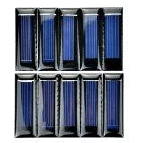 comitati fotovoltaici delle pile solari di 0.5V 100mA