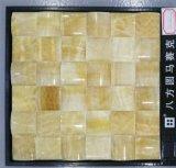 Azulejo de Mosaico Brillante de la Piedra del Mármol del Material de Construcción del Siglo para el Revestimiento de la Pared (FYSSL001)