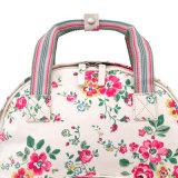 Backpack водоустойчивых картин холстины флористических Multi карманный (597760)