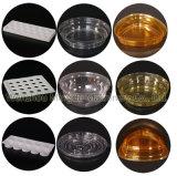 Flacher Kappen-Tellersegment-Kasten-Kasten-Platten-Behälter-Plastikkasten automatische Thermoforming Maschine