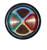 Câble d'alimentation isolé 3X70mm2 et de mise en gaine de PVC de cuivre de conducteur