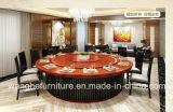 간결함 가족 당 연회 테이블