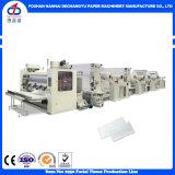 Líneas automáticas vendedoras calientes para la producción de papel de tejido