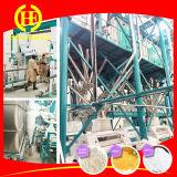 Maquinaria da fábrica de moagem do milho da grande escala 100t/24h