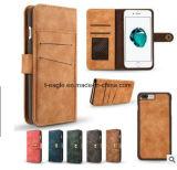 iPhoneまたはSamsungのための札入れの携帯電話の箱