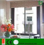 Doppelverglasung-Aluminiumprofil-schiebendes Fenster kann angepasst werden