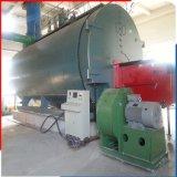 Industrielles Wns2.8-0.7MPa horizontales Gas und ölbefeuerter Warmwasserspeicher