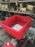 비닐 봉투 불어진 밀어남 기계