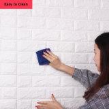 Панель стены пены 3D бумаги стены XPE собственной личности слипчивая водоустойчивая