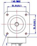 motor de pasos híbrido Close-Loop 42HS para el equipo del anuncio