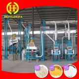 Pequeno Low Cost milho Corn Mill Machines