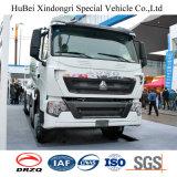 camion di trasporto della betoniera dell'euro 4 di 6cbm Sinotruck HOWO Volvo