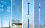 Tour durable de télécommunication de structure métallique