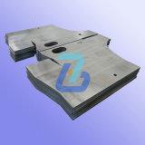 Sheetmetal feito sob encomenda, fabricação de metal de alumínio da folha