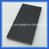 Placa da fibra do carbono do núcleo da espuma do PVC
