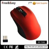 Ratón programable sin hilos óptico 2.4G de los botones de la mano derecha 6