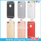 プラスiPhone 7/6のための卸し売り電気版のプラスチック堅い電話箱