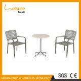 Heißer Nachtisch-System-Balkon-Rattan-Tisch des Verkaufs-2016 und Stuhl-im Freienmöbel