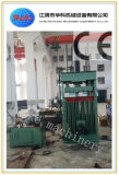 China-heißer Verkaufs-vertikale hydraulische Presse-Ballenpresse für Pappe