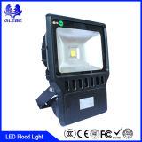 iluminação ao ar livre ao ar livre IP66 AC220V da luz de inundação 100lm/W do diodo emissor de luz 60W