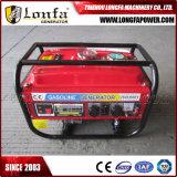 Conjunto de generador portable del keroseno del movimiento de 2.5kVA 2kw cuatro
