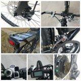 La grande roue pédale de 28 pouces a aidé le vélo électrique