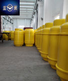 Bombola per gas standard della saldatura di acciaio GB5100 e En14208 400L per R143A