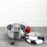 ステンレス鋼の蒸気の炊事道具(FT-01702)