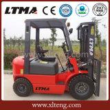 Forklift novo de Ltma Forklift Diesel de 1.5 toneladas para a venda