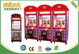 Ключевой мастерский торговый автомат машины крана с лапой на игрушках