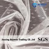 Цена любящий конструкции сердца &Reasonable--ткань шнурка сетки жаккарда 80.28%Nylon 19.72%Spandex