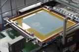 Presse rotatoire Jb-1050A d'écran de cylindre complètement automatique d'arrêt