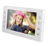 형식 작풍 주택 안전 시스템 7 인치 문 영상 내부통신기