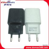 A UE do telefone móvel obstrui o carregador da parede do curso do adaptador do USB 2