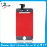Dopo gli accessori del telefono di schermo di tocco dell'affissione a cristalli liquidi del mercato per il iPhone 4CDMA