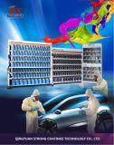 Uso de tintas para automóveis Revestimento líquido Estado resistente ao calor Pintura primária