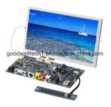 "8 "" LCD de Module van de Aanraking met VGA, Video 1, Input Video2"