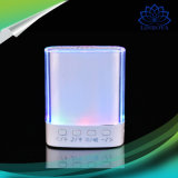 Haut-parleur portatif coloré de musique d'éclairage mini