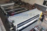 Plastikfilm-Laubdecke-Strangpresßling-Zeile Aufschüttung PET Geomembrane Produktionszweig