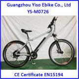 Bicicleta elétrica assistente do pedal superior da bateria de lítio 700c