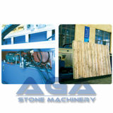 Ponticello di marmo automatico della pietra/granito/ha veduto con una rotazione delle 360 Tabelle (XZQQ625A)