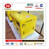La Cina un motore di 186 serie, generatore diesel portatile utilizzato piccola casa raffreddato aria 5kw