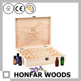 큰 크기 나무로 되는 정유 상자 나무로 되는 저장 상자