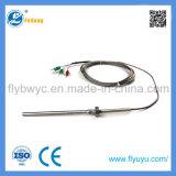 Фикчированный датчик температуры PT100 Rtd провода болта 3