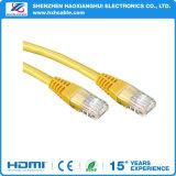 Cavo ad alta velocità della rete di lan di Ethernet della zona di CAT6 RJ45