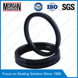 Ush Series Hydraulic Cylinder Piston e Rod PU / Rubber Seal