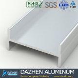 Kundenspezifisches Aluminiumprofil 6000 Serien-Fenster-Tür