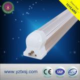 La vendita calda la maggior parte dei clienti gradice l'alloggiamento del tubo di T8 LED