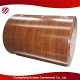 Основное качество PPGI Prepainted гальванизированная стальная катушка